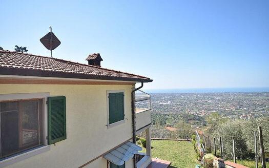 Villa vista mare sulla collina di Pietrasanta Cod 1729 - 10