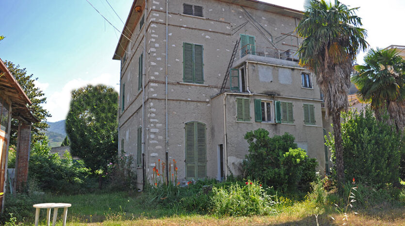Villa storica in vendota nel Comune di Seravezza Cod 1791 - 06